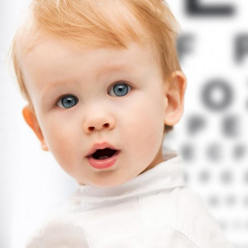 Oftalmologia pediatrica